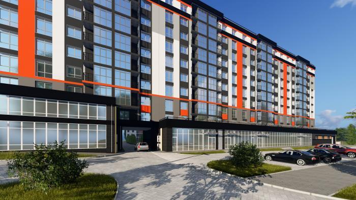 Комерційні та офісні приміщення з виглядом на центральну вулицю
