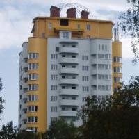 14-поверховий житловий будинок з вбудованими магазинами, офісами по Старокостянтинівському шосе, 26/2, м. Хмельницький