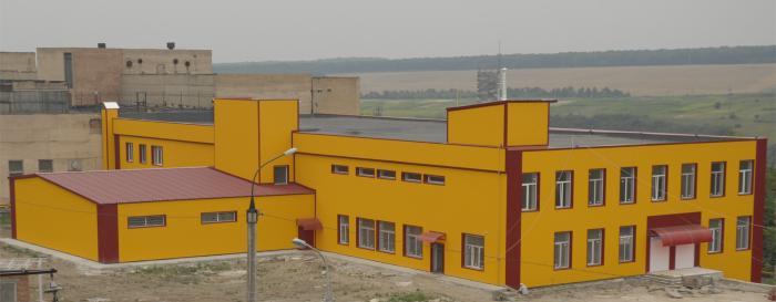 Реконструкція Адміністративно виробничого корпуса №9 під торгівельний комплекс по вул. Франка,40 в м. Кам'янець-Подільському.